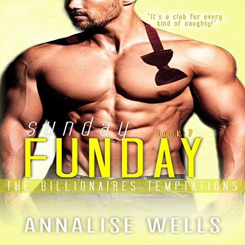 Sunday Funday audiobook cover art
