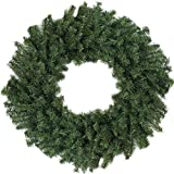 Northlight Canadian Pine Artificial Christmas Wreath - 24-Inch, Unlit