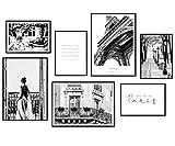 Hyggelig Home Premium Poster Set - 7 passende Bilder im