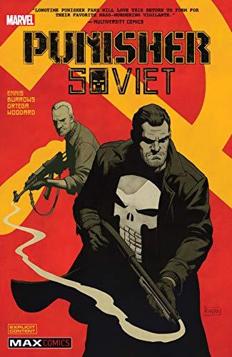 Punisher: Soviet (Punisher: Soviet (2019-2020)) (English Edition)