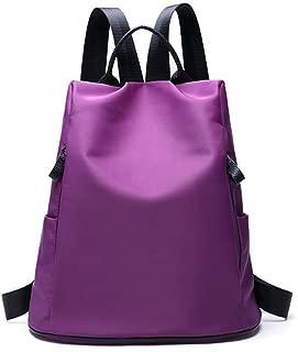 KISS GOLD(TM) Women's Nylon Multifunctional Totes Shoulder Bag Backpack