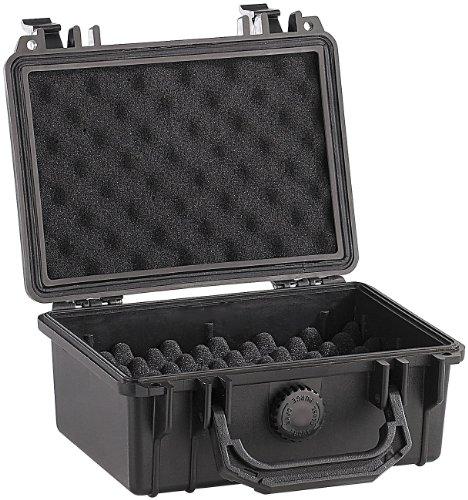 Xcase Universal Box: Staub- und wasserdichter Koffer, 21 x 16,7 x 9 cm, IP67 (Outdoor Koffer)