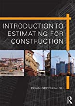 Best introduction to estimating for construction Reviews