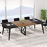 Tribesigns 8FT Conference Table, 94.5L x...