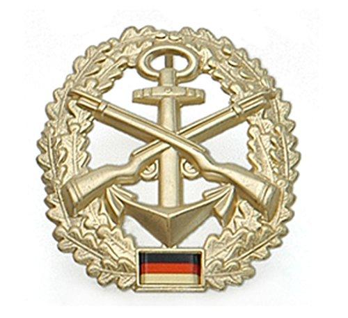 A.Blöchl Bundeswehr BW Barettabzeichen (Marinesicherung)