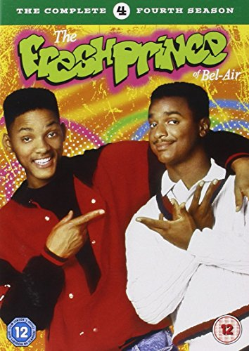 The Fresh Prince Of Bel-Air: The Complete Fourth Season