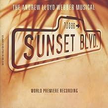 Sunset Boulevard (1993 Original London Cast) by unknown (1996-06-10)