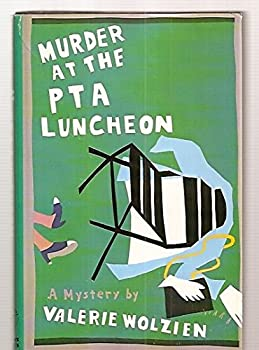 Hardcover Murder at the PTA Luncheon Book
