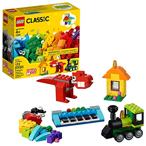 LEGO Classic Bricks and Ideas Building Kit Only $6.09