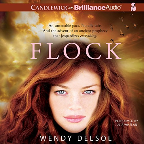 Flock audiobook cover art