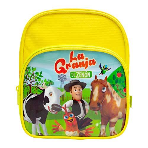REINO INFANTIL- Mochila GUARDERÍA, Multicolor (CIFE Spain 41910)