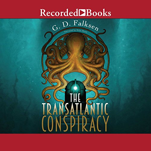 The Transatlantic Conspiracy audiobook cover art
