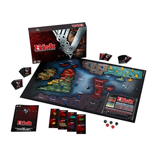 Risk: Vikings (en) Jogo de Tabuleiro