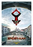 Spider Man Far from Home Movie Poster Limited Wall Art Print Photo Zendaya, Tom Holland Jake Gyllenhaal Sizes 8x10 11x17 16x20 22x28 24x36 27x40 inches #1 (11x17)