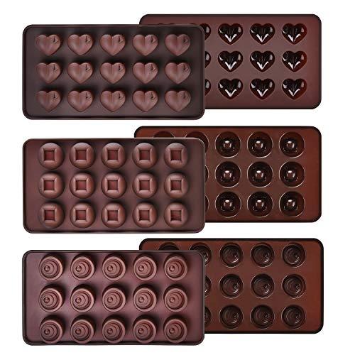Ecoki -   Schokoladenform 3er