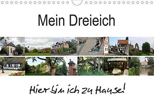 Mein Dreieich (Wandkalender 2021 DIN A4 quer)