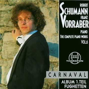 Robert Schumann: Complete Piano Works 6