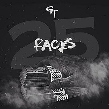 25 Racks