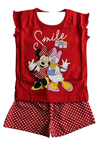 Pijama Disney Minnie Mouse