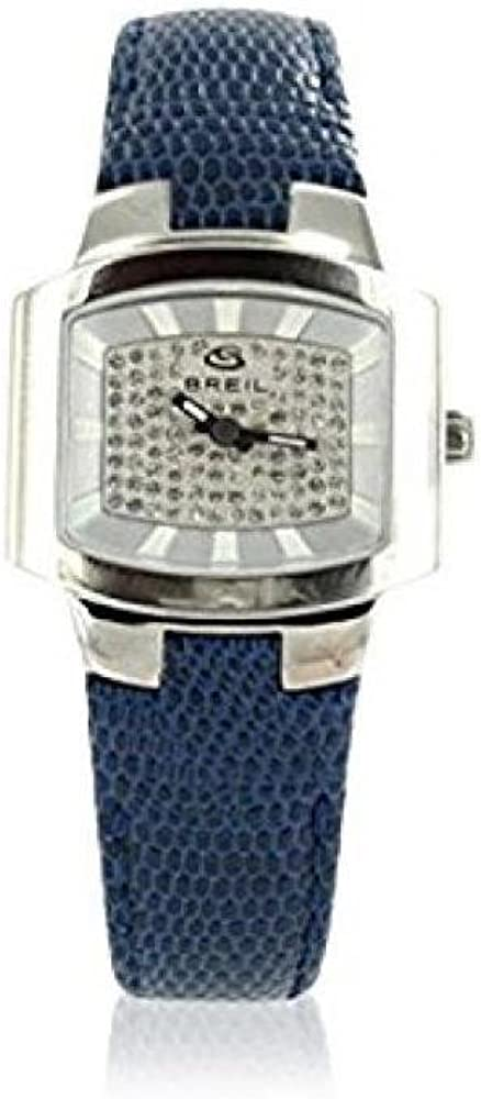 Breil orologio analogico donna con cinturino in pelle BW0076
