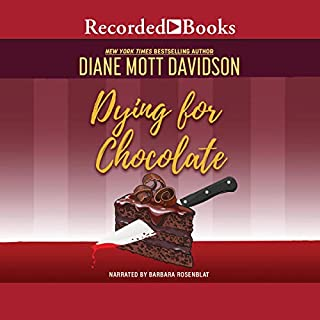 Dying for Chocolate cover art