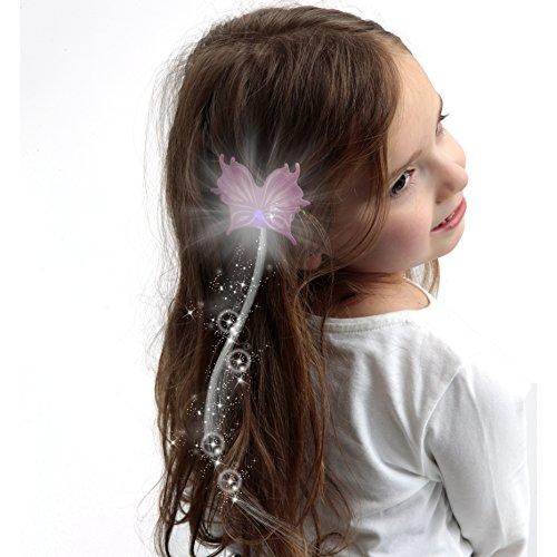 Giochi Preziosi - Winx Magical Shine Bambola Stella, con Ciocca Light Up per i Capelli della Bambina