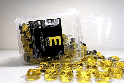 Monodosis Aceite Virgen Extra Cubo de 100 uds 12 ml Esencia Andalusí.