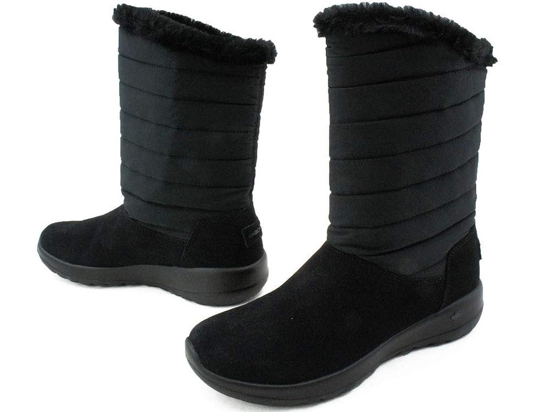 ペックアベニュー嬉しいです(スケッチャーズ) SKECHERS 15514 ブーツ レディース ブラック 22.5cm(US5.5)