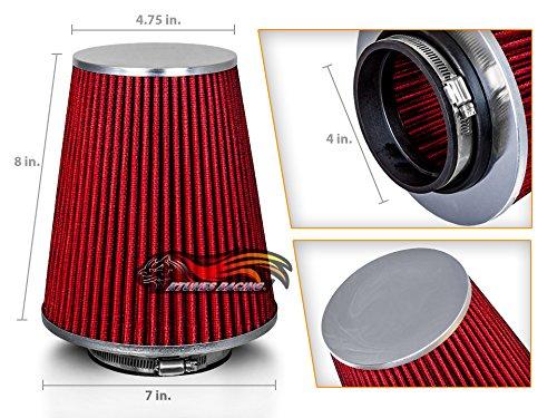 cone air filter 4 - 3