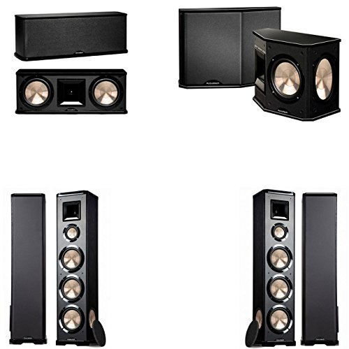 BIC Acoustech PL-980 5.0 Home Theater System-NEW!!