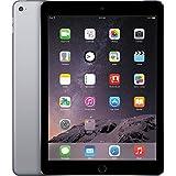 Apple MGKL2LL/A iPad Air 2 64GB, Wi-Fi, (Space Gray) (Renewed)
