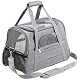 Honest Airline Approved Pet Carrier Dog Carriers for Small Dogs, Cat Carriers