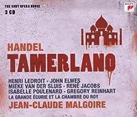 Handel: Tamerlano by Jean-Claude Malgoire (2009-08-04)