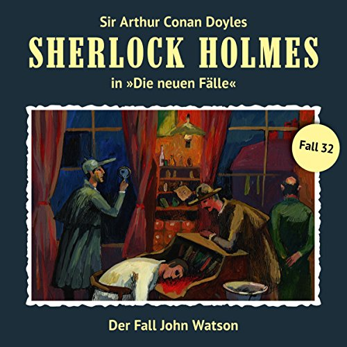 Der Fall John Watson audiobook cover art
