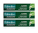 Palmolive Classic Lather Shave Cream With Palm Extract 100Ml Pack Of 3
