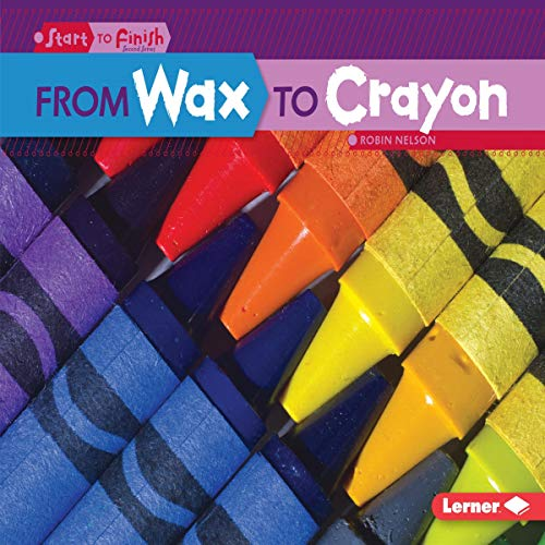 『From Wax to Crayon』のカバーアート