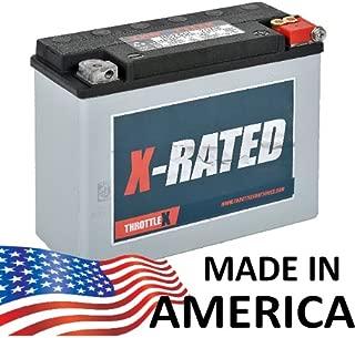 ThrottleX Batteries - HDX50L - Harley Davidson Replacement Motorcycle Battery