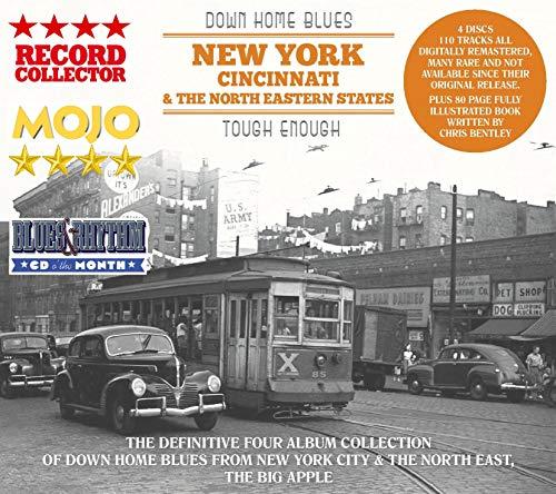 Down Home Blues: New York, Cincinatti & The North Eastern States - Tough Enough