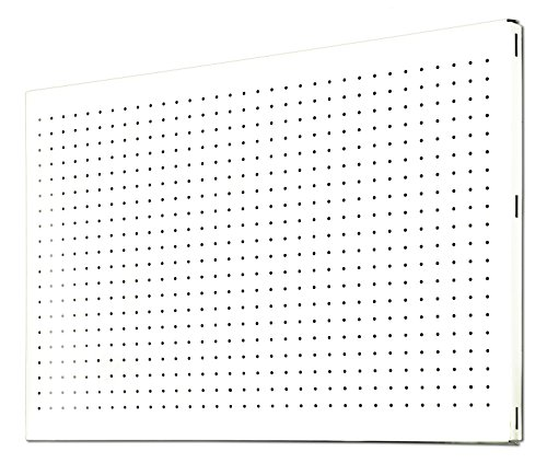 Simonrack 20239006008 Panel metálico perforado (900 x 600 mm) color blanco