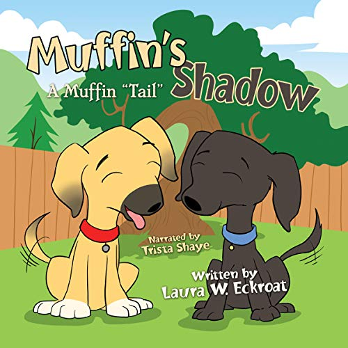 Muffin's Shadow audiobook cover art