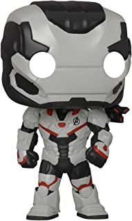 Funko Pop! Marvel: Avengers Endgame – Máquina de guerra (equipo) Exclusiva de Amazon
