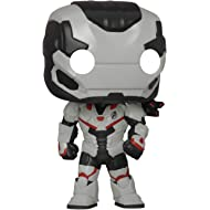 Funko Pop! Marvel: Avengers Endgame - War Machine (Team Suit) Amazon Exclusive