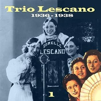 The Italian Song - Trio Lescano, Volume 1