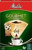 Melitta tamaño 1 x 4 Gourmet EU Aroma bolsas de filtro zona