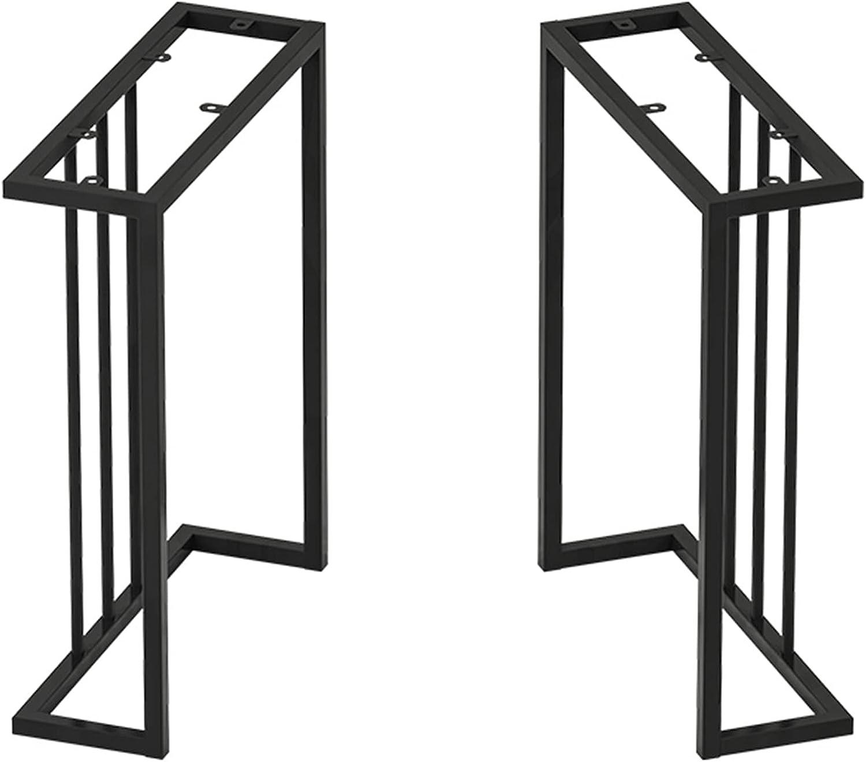 SSZY Dining Table Legs Metal Under blast sales - 80 Industrial 90 Height 70 [Alternative dealer] 100cm