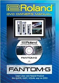 Roland Fantom-G Video Training Tutorial He G6, G7, G8