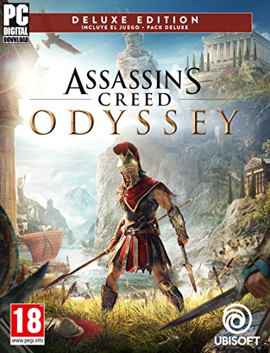 Assassin's Creed Odyssey - Deluxe Edition - Deluxe | PC Download - Ubisoft Connect Code
