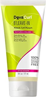 DevaCurl B'Leave-In Miracle Curl Plumper; 6oz