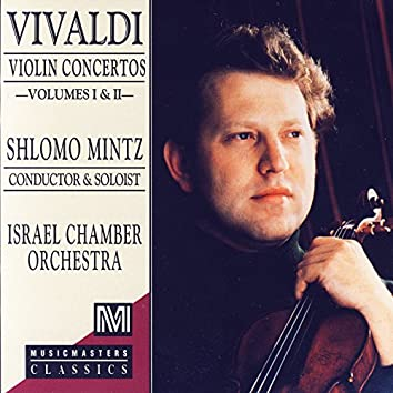 Vivaldi Collection: Violin Concertos, Volume I