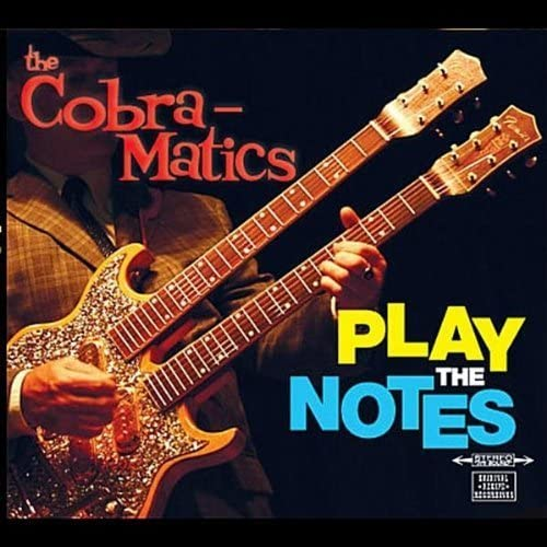 Play the Notes by Cobra Matics 2013 05 04 product image